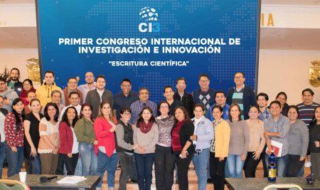 Primer curso de Escritura Científica – CI3