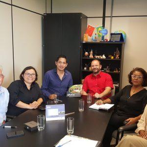Internacionalización del ISTER con la Universidad Federal de Goias